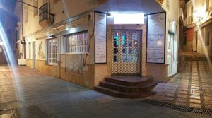 Must Sell: Bar Restaurant in Marbella Old Town With Huge Terrrace