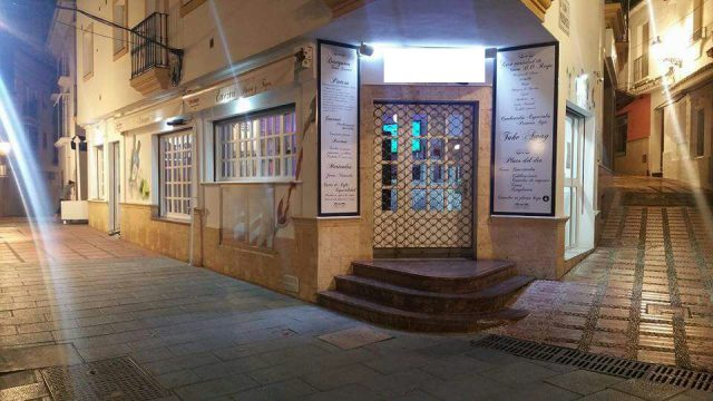 Bar Restaurant for Sale in Marbella Old Town