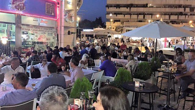 Established Bar Restaurant for Sale in Puerto Banus, Marbella