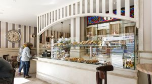 Cafeteria and Bakery in Prime Location With Terrace