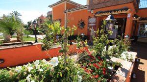 Spectacular Restaurant Next to Hotel Kempinski, Estepona